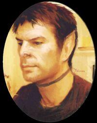 Xaviar portrait
