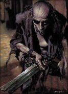 Malachite Nosferatu