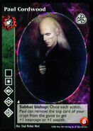 Paul Cordwood VTES card