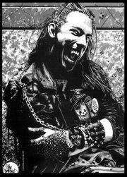 Brujah Clan Member