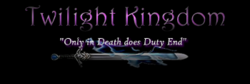 Twilight Kingdom - Guild Logo - Wiki website