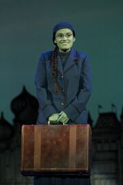 Christine dwyer elphaba