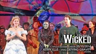 Kerry Ellis - (FINAL) Defying Gravity (...again) 25.10
