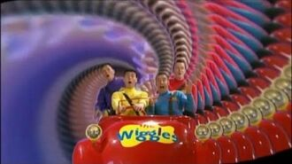 The Wiggles in a Crazy Spiral