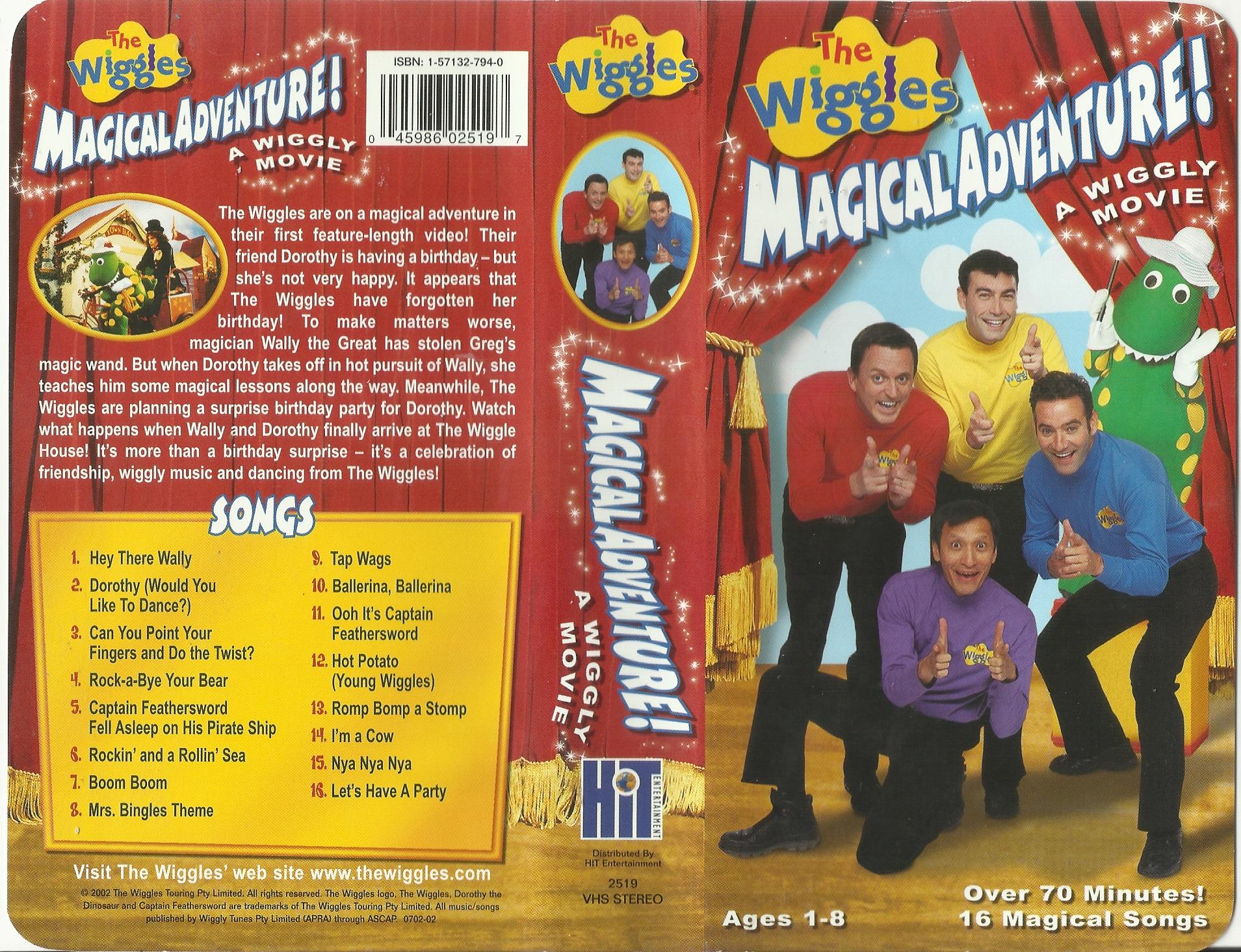 Magical Adventure A Wiggly Movie Wigglepedia Fandom