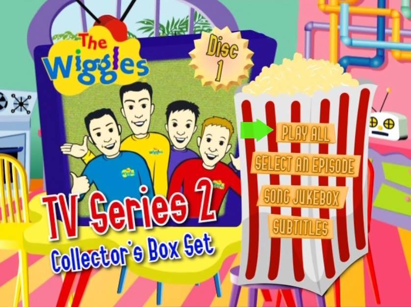 TV Series 2 Collector's Boxset (DVD Menu)