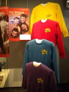 The wiggles costumes