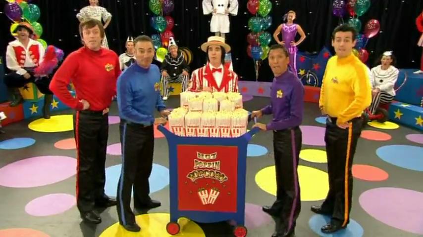 Hot Poppin' Popcorn Album - Lyrics.com