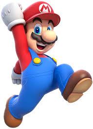 Mario Artwork SM3DW