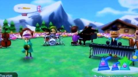 Wii music Tutes