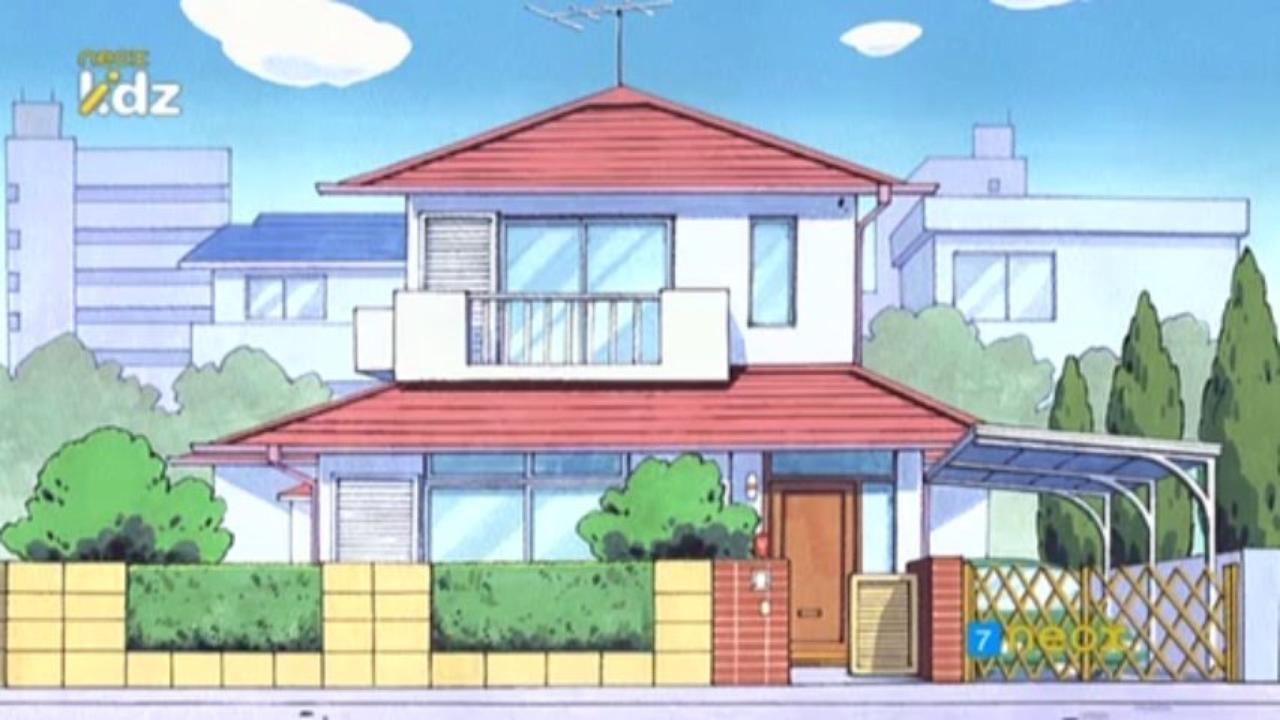 Casa de los nohara wiki wiki de shin chan fandom for Casa de los