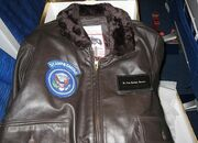 DubyaBomberJacketGift2Brown