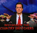 Invasion of the Country Snatchers