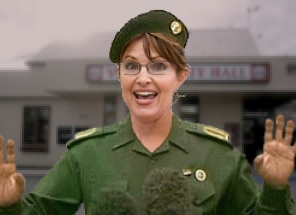Palin presses on - photo 1 - pictures - cbs news