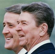 RonaldReagan BrianMulroney