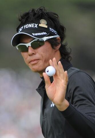 File:Ryo-Ishikawa-on-the-6th-green-during-the-US-Open-in-Pebble-Beach-California 5.jpg