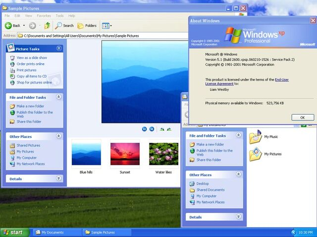 File:Windows xp desktop.jpg