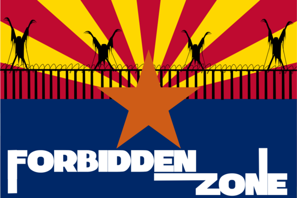 Flag of Arizona Forbidden