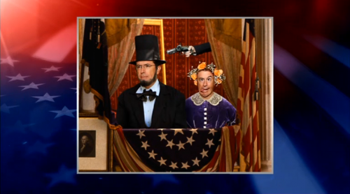 Stephen-colbert-as-abraham-lincoln-and-mary-todd-lincoln-500x278