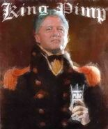 King Pimp Clinton