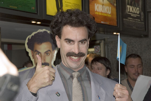 File:Borat in Cologne.jpg