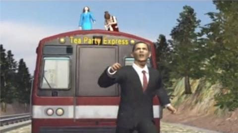 Tea Party Express derails GOP candidates; Obama next?