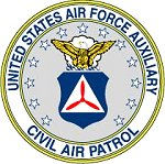 Civil air patrol seal 150 eng 24apr04