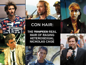 Cage hair