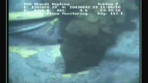 BP Gulf Oil Spill Leak Plume Gusher Disaster Video