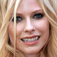Avril lavigne the vampire
