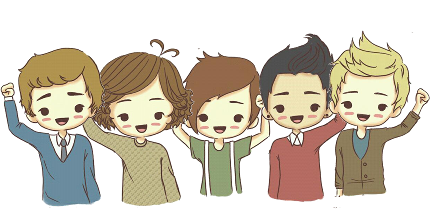 Archivo:One-direction-en-caricatura-one direction caricaturas by ...
