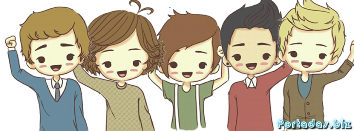Archivo:One direction caricaturas.png | 1D One Direction | Fandom ...