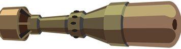 Bazookamissile