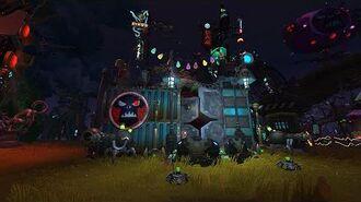 Wildstar Housing Marauder Captain's Haven