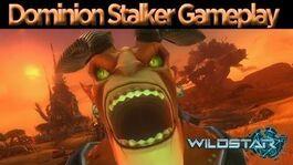 WildStar - Level 1-4 Stalker Gameplay Part 1