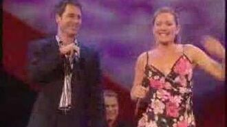 Eric McCormack and Gina G - Don't go breaking my heart