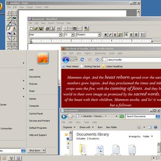 Windows 7 with Windows Classic desktop theme.
