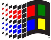 1992-2000 Windows logo