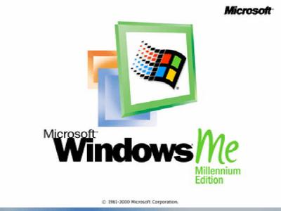 Windows ME 14.09.2000