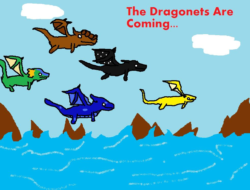 Image - The dragonets r coming.jpg Wings of Fire Wiki Fandom ...