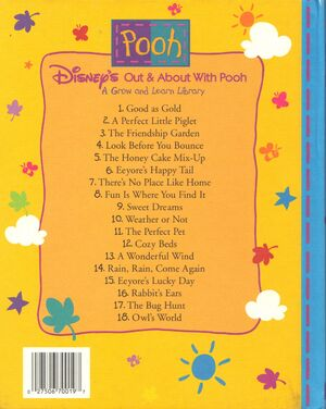 Out & About With Pooh Book Listing