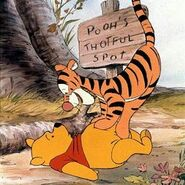 The Many Adventures of Winnie the Pooh Tigger meets Pooh Bear