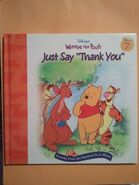 Lessons from the Hundred-Acre Wood - Just Say 'Thank You'