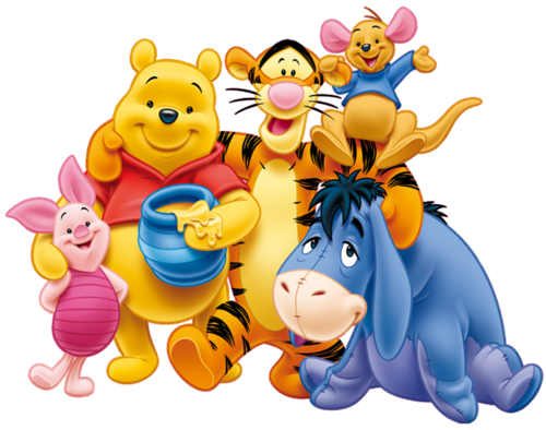Winnie-the-Pooh-Characters