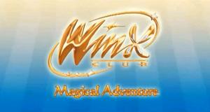 Winx Club 3D Magical Adventure Logo