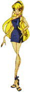 Outfits - Season 1 - Stella - Miss Magix Preparation - Dress 2