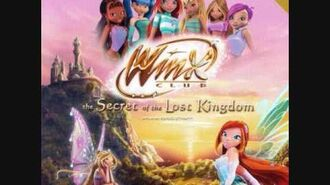 Winx Club Movie English Soundtrack - Only A Girl