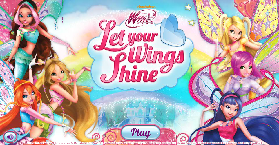 Let Your Wings Shine Winx Club Wiki Fandom Powered By