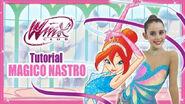 Winx Club - Tutorial Magico Nastro Bloom