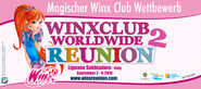 Win with your Winx Club magazine a trip to Italy!